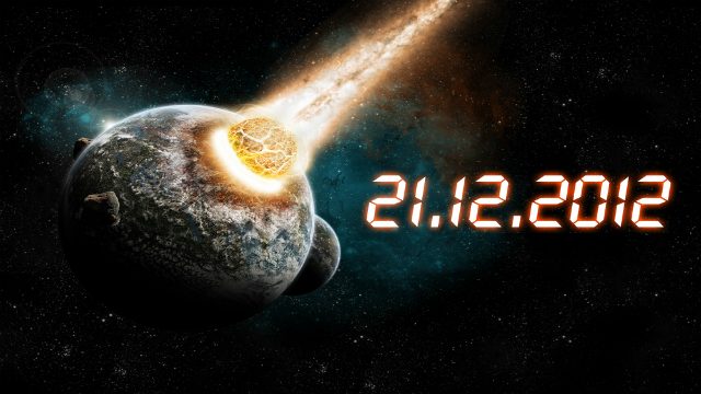 Will the world end on 21st December 2012? (1/4)
