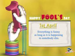 April fool day