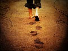 walk miles to me